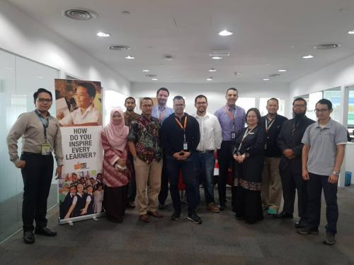 Meeting with LeapEd & Mercy Mission Malaysia