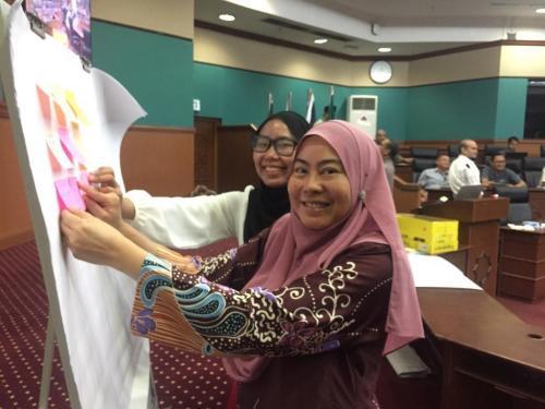 Mainstreaming SDGs: IIUM Administrators